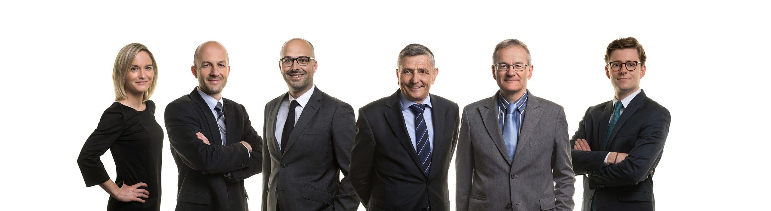 L'équipe Cour de Gare Avocats & Notaires